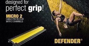 Защити свой мир - Defender® представляет серию кабельных мостов MICRO 2
