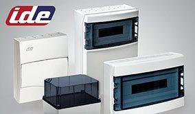 IDE ELECTRIC, SL - производство пластиковых и металлических корпусов
