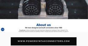 Новый вебсайт PowerSyntax