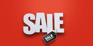Добавлен раздел Акции и распродажи