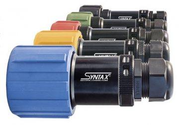 Новые серии аудио-разъемов SYNTAX® SVK и SVS