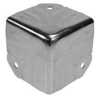 4146 Уголок квадратный, материал: оцинкованная сталь, габариты: 44х44 мм Adam Hall