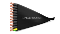 Кабель для кранов, лифтов TOPFLAT H05VVH6-F & H07VVH6-F Top Cable