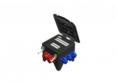0140009 Распределительное устройство AlpenBox