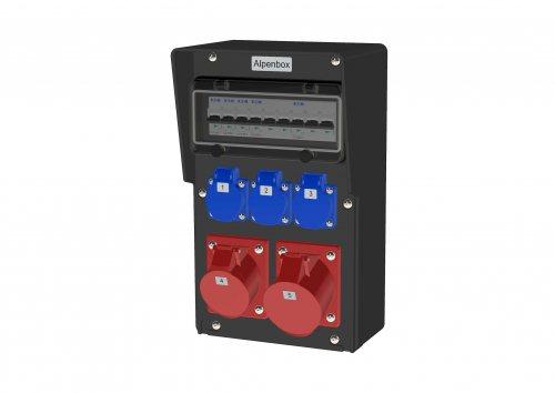 0270001 Распределительное устройство AlpenBox