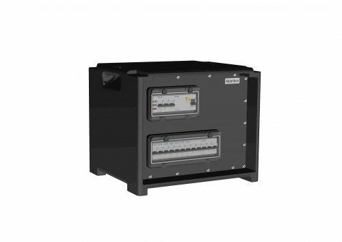 0330081 Распределительное устройство AlpenBox