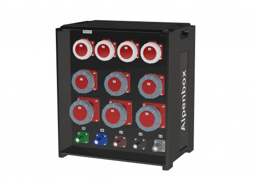 0480010 Распределительное устройство AlpenBox