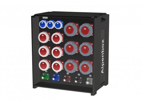 0480013 Распределительное устройство AlpenBox