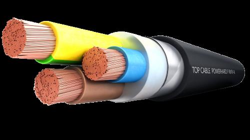 Кабель силовой POWERHARD F RVFV-K Top Cable