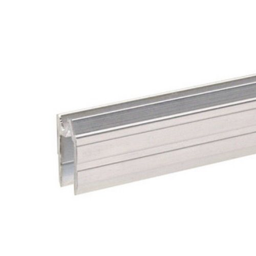 6102 Adam Hall Профиль гибридный для материала 7 мм, алюминий