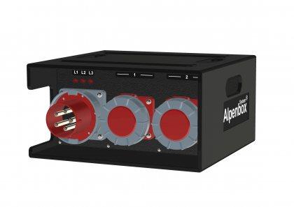 1050020 Распределительное устройство AlpenBox System