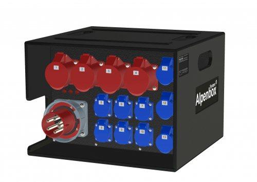 1060002 Распределительное устройство AlpenBox System