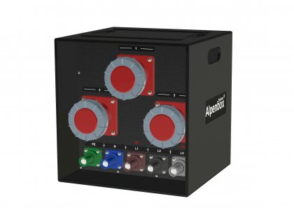 1070141 Распределительное устройство AlpenBox System