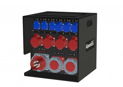 1070204 Распределительное устройство AlpenBox System