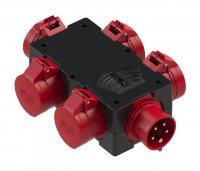 9438001 PCE Компактное распределительное устройство ST. ANTON 6F