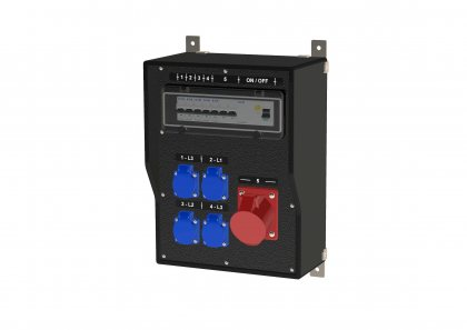 1110039 Распределительное устройство AlpenBox