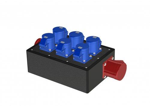 1110053 Распределительное устройство AlpenBox