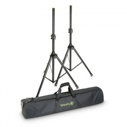 GSS5212BSET1 Gravity Комплект из 2 подставок для динамиков с сумкой для переноски