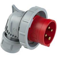 80242-6tt PCE Вилка кабельная 32А/400V/3P+E/IP67, безвинтовое подключение