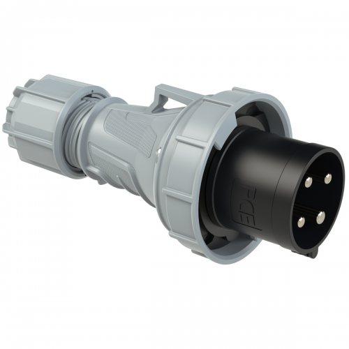 034-7 PCE Вилка кабельная 63А/500V/3P+E/IP67