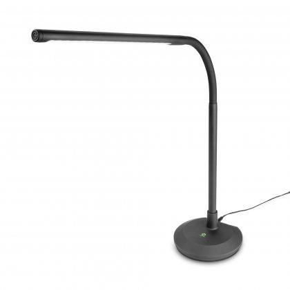 GLEDPL2B Gravity Затемняемая светодиодная настольная и фортепианная лампа с USB-портом для зарядки