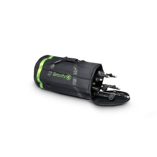 GBGMS6SB Gravity Транспортная сумка для 6 коротких микрофонных стоек
