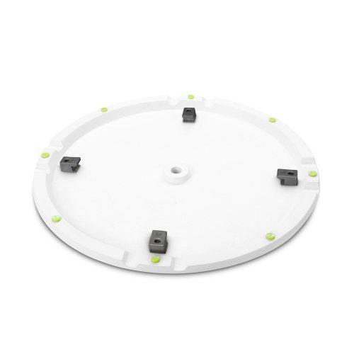 GSSPWBSET1W Gravity Подставка для динамика с основанием и чугунной весовой пластиной