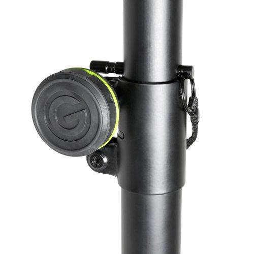 GSP5211B Gravity Подставка для динамика 35 мм, алюминий