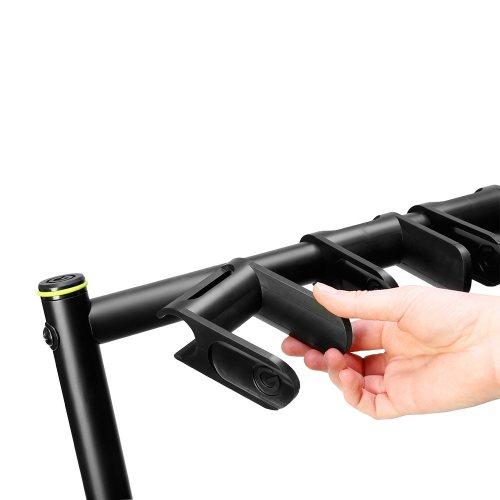 GGSMG05 Gravity Гитарная стойка на 5 инструментов