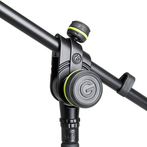 GMS4321B Gravity Подставка для микрофона со складным основанием штатива и 2-точечной регулировочной стрелой