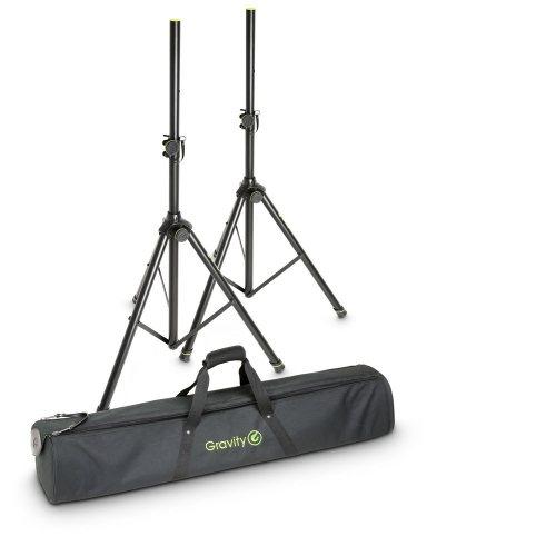 GSS5211BSET1 Gravity Комплект из 2 подставок для динамиков с сумкой для переноски