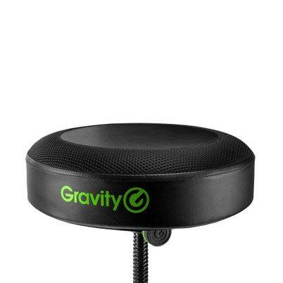 GFDSEAT1 Gravity Стул круглый для музыкантов складной с регулируемой высотой