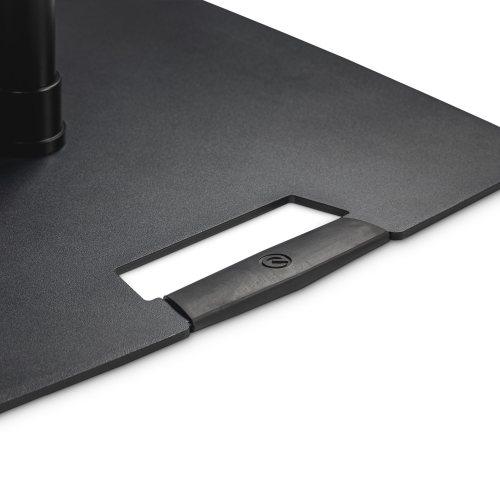 GTLS431B Gravity Стойка для световых приборов с квадратным стальным основанием