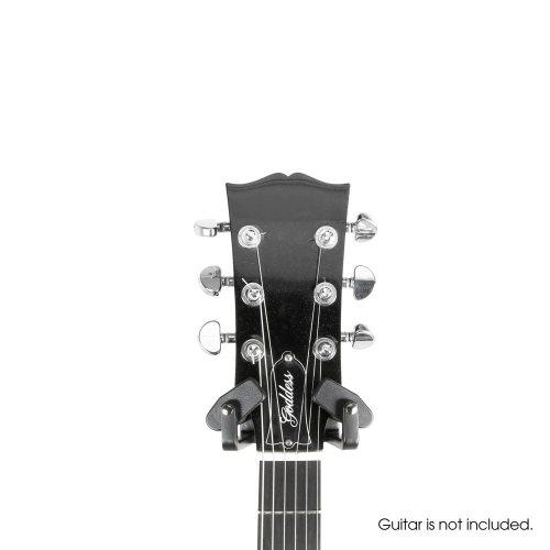 GGS01NHB Gravity Подставка для гитары складная с обхватом грифа