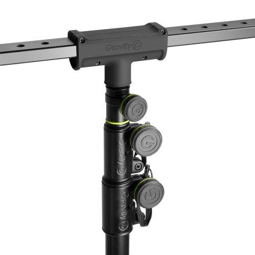 GLSTBTV28 Gravity Подставка для световых приборов  с Т-образной вставкой, большая