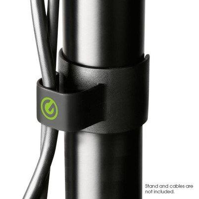 GSACC35B Gravity Держатели для кабеля на опору динамика, 35 мм