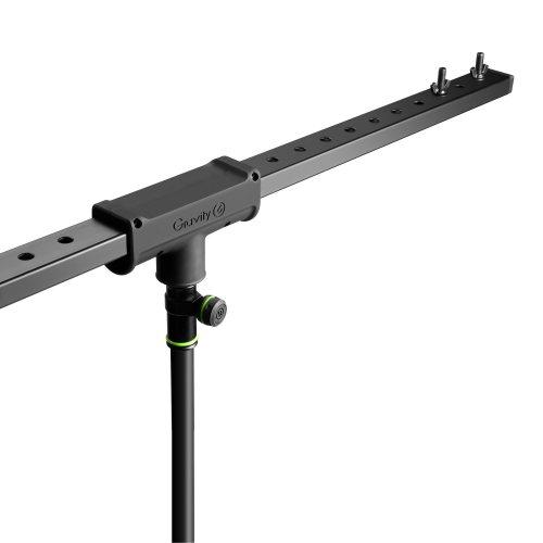 GLSTBTV17 Gravity Подставка для световых приборов с Т-образной планкой, малая