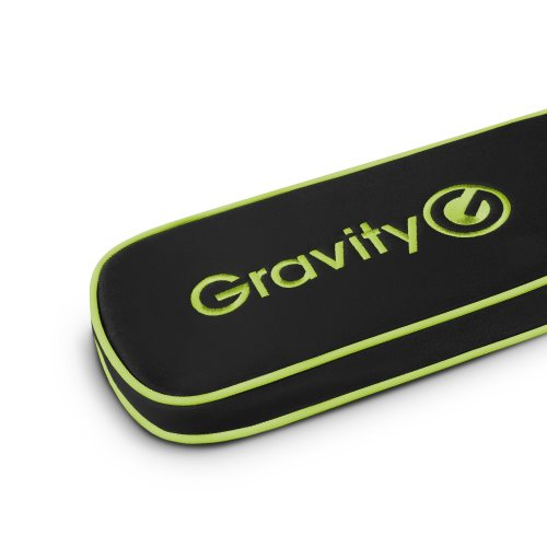 GBGMS1B Gravity Неопреновая сумка для переноски одной подставки для микрофона