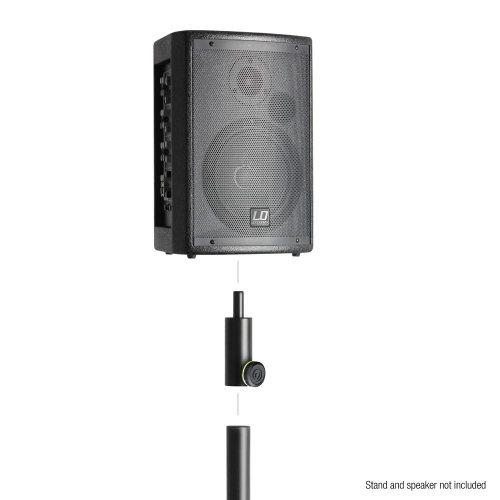 GSF3616M Gravity Переходник с 36 мм до 16 мм, папа