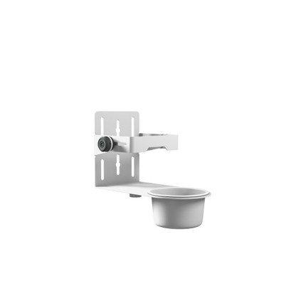 GMADIS01W Gravity Universal Disinfectant Holder White