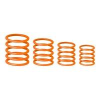 GRP5555ORG1 Gravity Универсальный комплет колец оранжевый