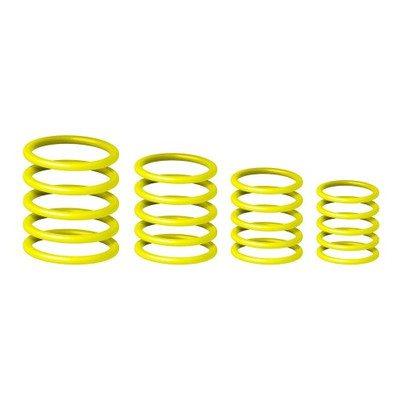 GRP5555YEL1 Gravity Универсальный комплет колец желтый