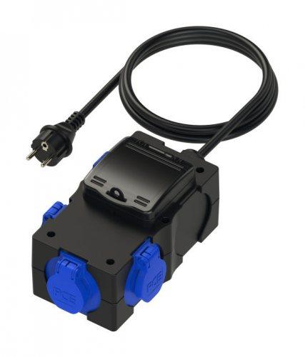 9439015 PCE Компактное распределительное устройство ST. ANTON 6F