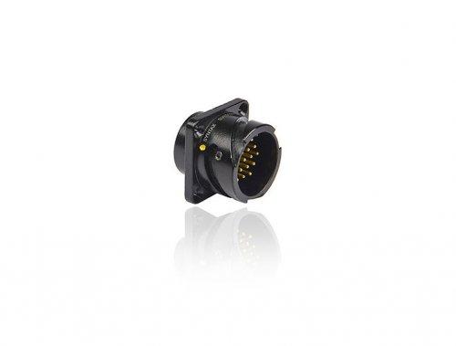 SVK019MP-GS SVK 019 pin Вилка панельная