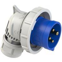80142-9 PCE Вилка кабельная угловая 16А/230V/3P+E/IP67