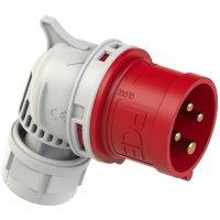 8024-6 PCE Вилка кабельная угловая 32А/400V/3P+E/IP44