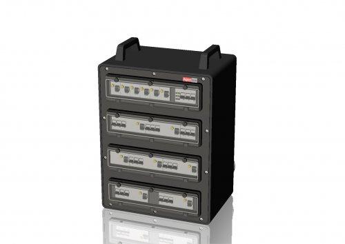 Распределительное устройство переносное арт. 0210001