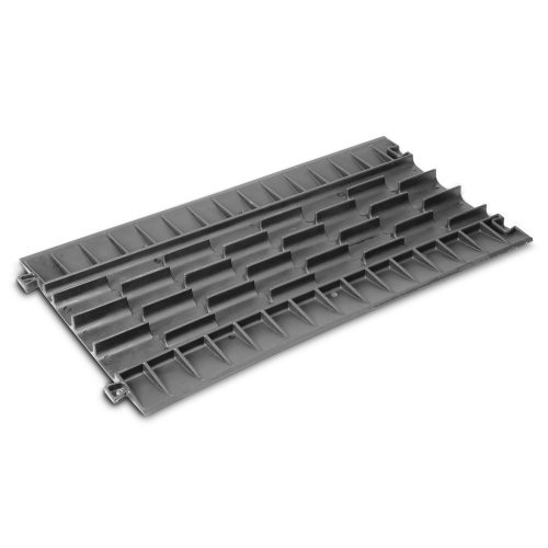 85100 Defender Compact накрытие, 7ми канальная кабельная защита полиуретановая  (80,6х43,5х3,7сm) Adam Hall