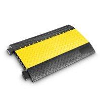 85300 Defender MIDI  5ти канальный кроссовер профессионально и универсально применимый (87х54,2х5,2 сm), диаметр каналов 3,4 сm, желтый Adam Hall