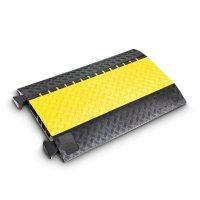 85301 Defender MIDI 4C  4x канальный кроссовер профессионально и универсально применимый (89х54,2х5,2 сm), диаметр каналов 3,4 сm, желтый Adam Hall